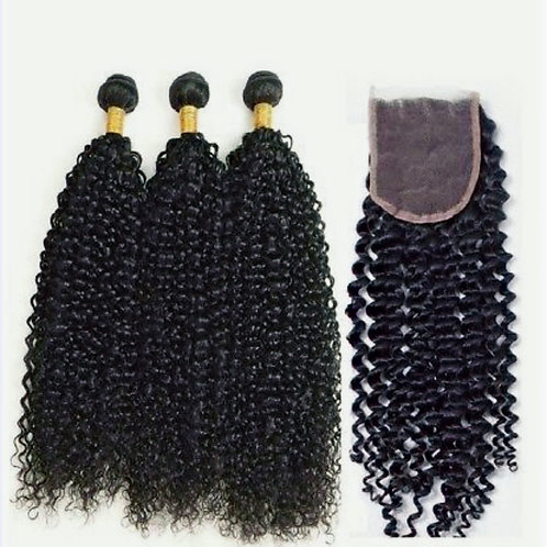Peruvian Jerry Curl Bundle Deal