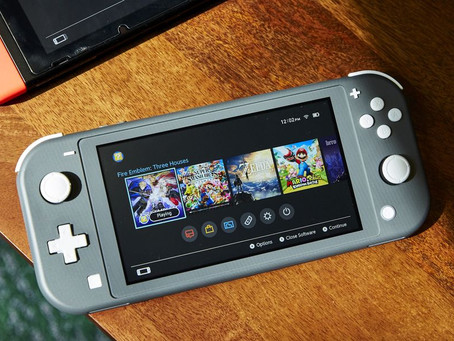(Nov '20) Nintendo Switch Lite - Loterij uitslag