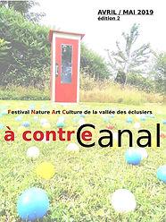 a contre canal, papar hasard, festival, valléedeséclusiers, PPH, ACC, valére philipot