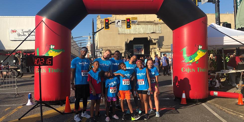 Youth Run Iberia 5k run
