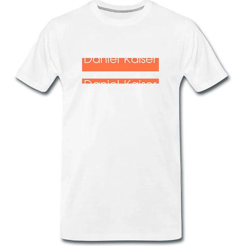 Orange Split T-Shirt