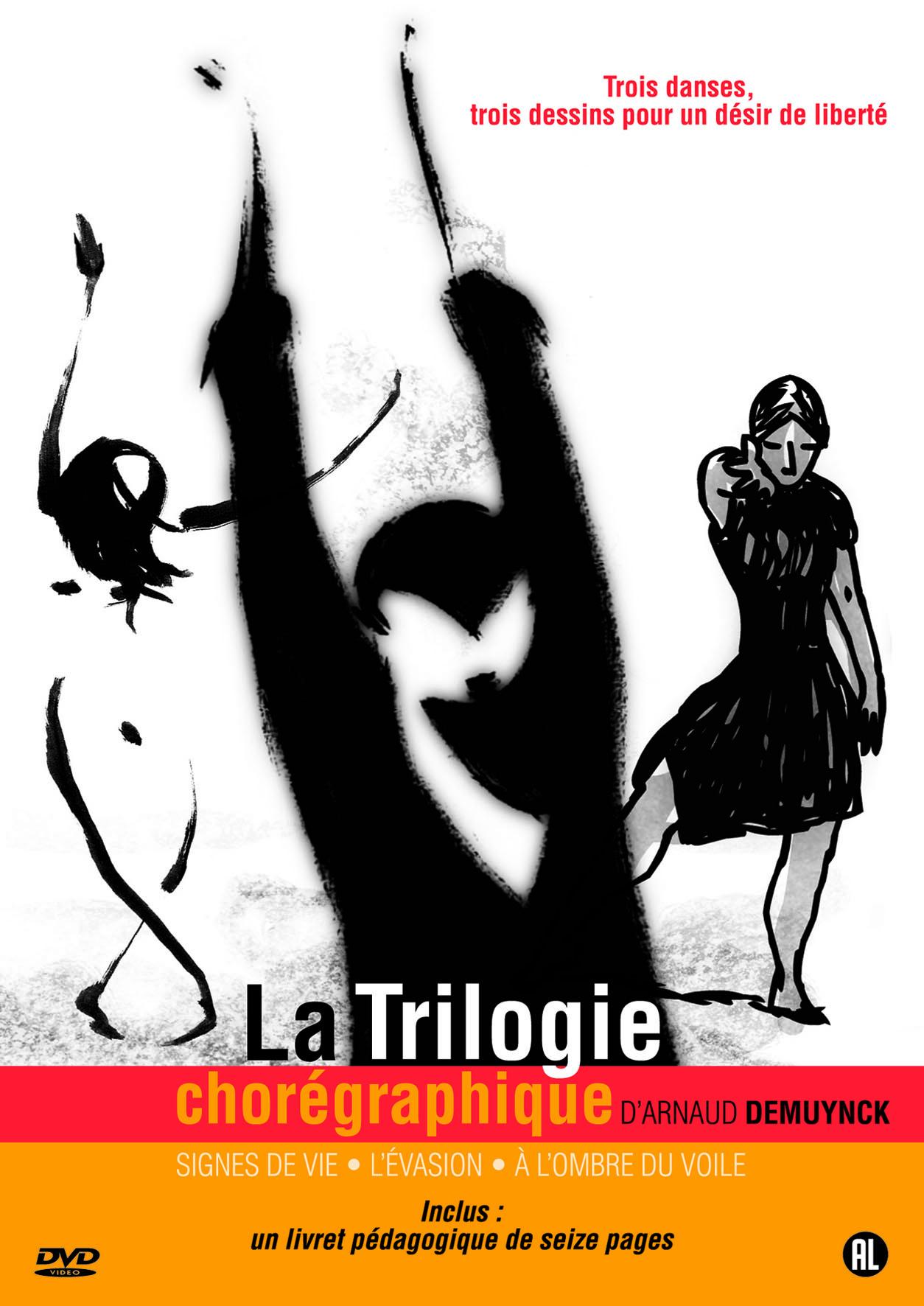 DVD La Trilogie chorégraphique