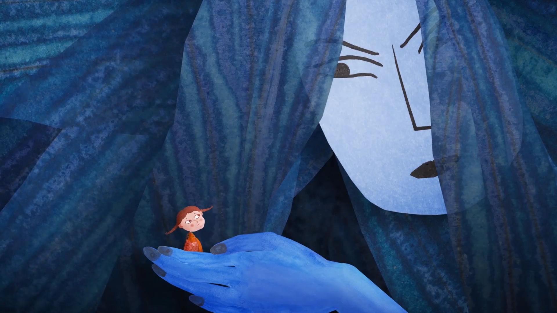 La petite fille et la Nuit