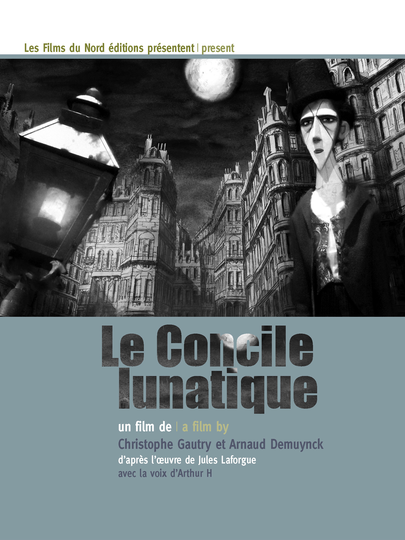 DVD Le Concile Lunatique
