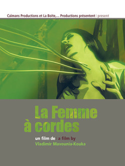 DVD La Femme à cordes