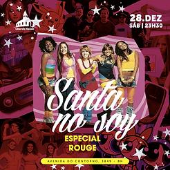 Santa No Soy : Especial Rouge
