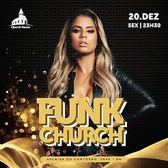 Funk Church Edição Férias