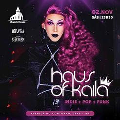 Haus Of Kaila: INDIE+POP+FUNK