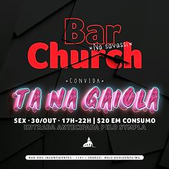 Church Bar  TA NA GAIOLA