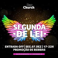 SEGUNDA DE LEI