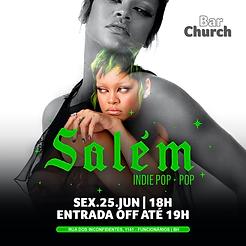 SALÉM  Indie + Pop