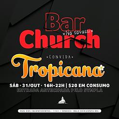 Church Bar  TROPICANA