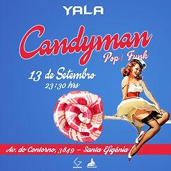 YALA - CANDYMAN