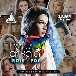 Haus Of Kaila: INDIE+POP