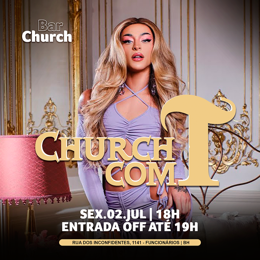 Church com T