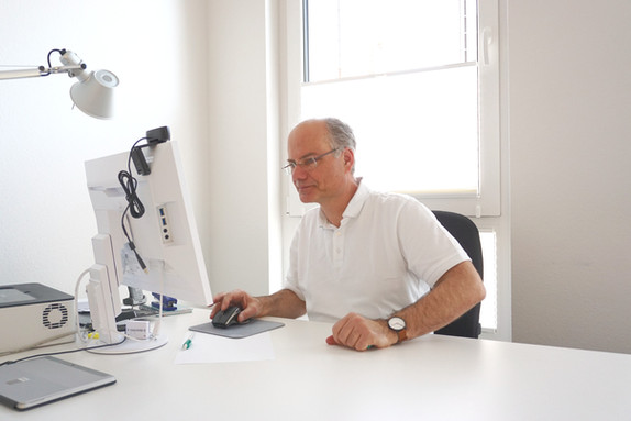 Dr. med. Joachim Springub principal investigator