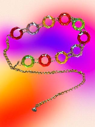 Hard Candy Chain Belt