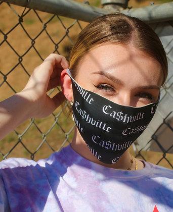 Ca$hville Face Mask