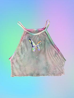 Glitterfly Party Tank