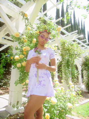 Mila Dress - Ruffles & Dye