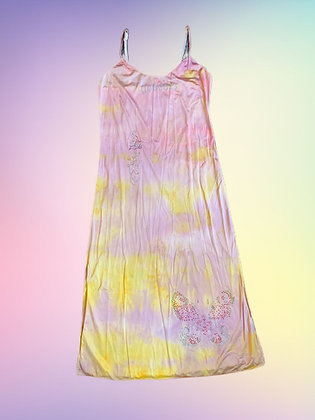 Butterfly Goddess Slip Dress