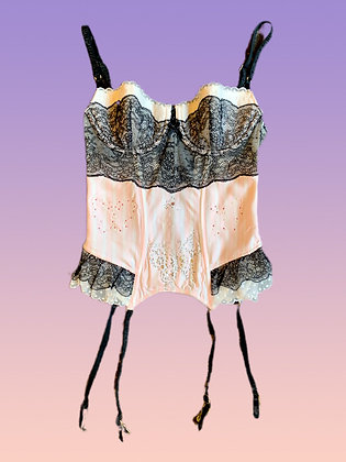 Butterfly Corset Top