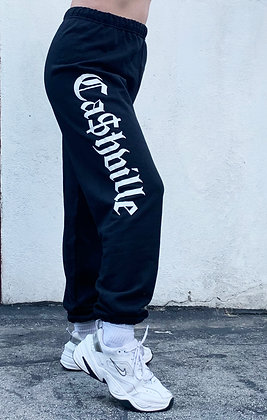 Ca$hville Sweats - Black