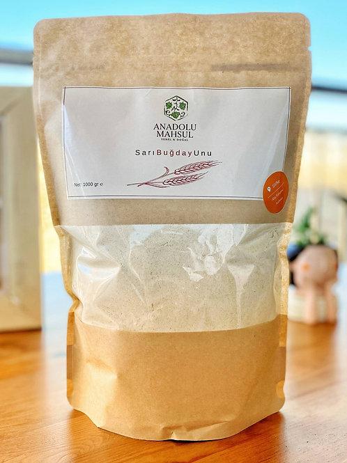 Sarı Buğday Unu | 1000 gr. Kilitli Paket