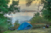 retreat campsite yoga nature view relax yoga nude naked southern california San Diego Women's Retreat