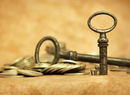 Schlüssel sind im Leben immer da – doch traust du dich sie zu drehen?