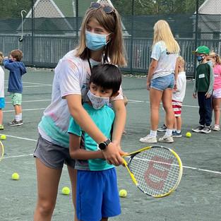 Tennis Time!