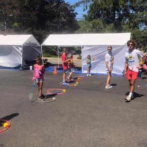 Racquets Practice