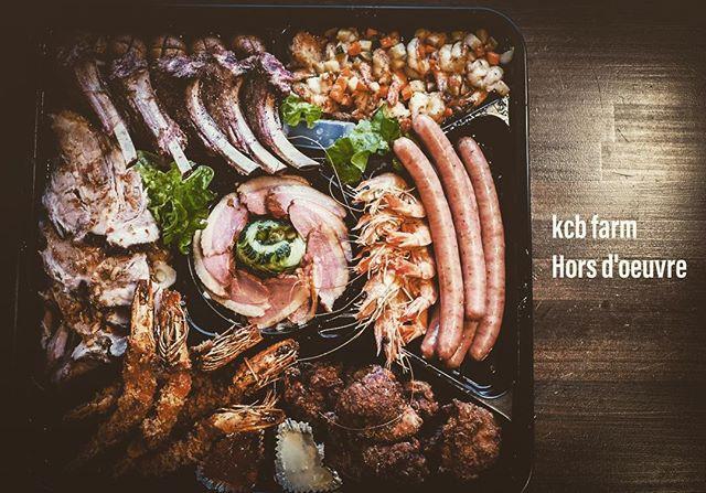 kcb farm のオードブル_GW中のご予約は、ほぼうまりました。_ご予約いた