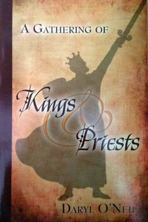 A Gathering of Kings & Priests - Book