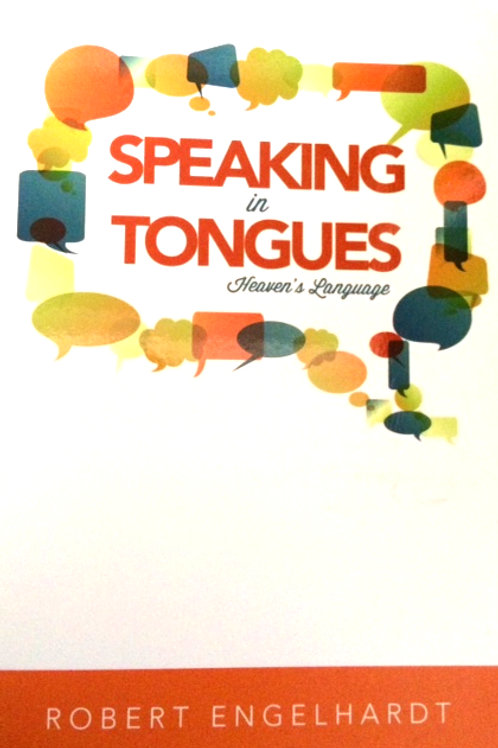 Speaking in Tongues - Book