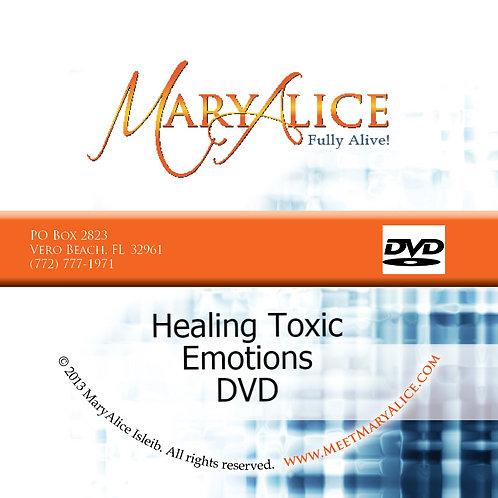 Healing Toxic Emotions - DVD