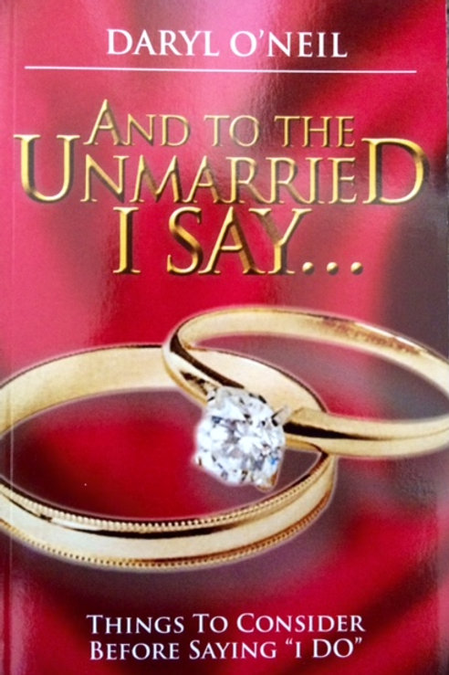 And to the Unmarried I Say - Book