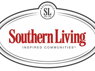 Old Town Named Southern Living's 2016 Community Of The Year