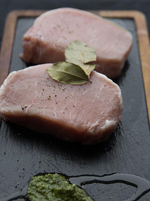 Boneless Pork Chops 2 Piece