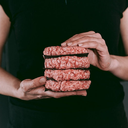Regular Beef Burgers 2 Pack