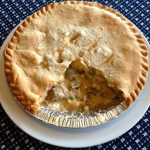Homemade Chicken Pie LARGE