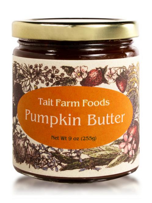 Pumpkin Butter