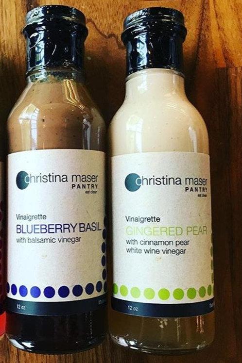 Blueberry Basil Vinaigrette