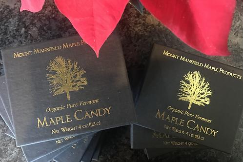 Organic Maple Candies
