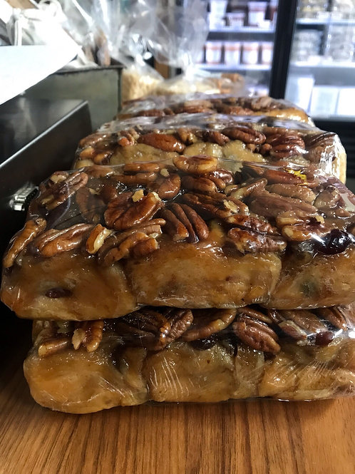 Pecan & Raisin Sticky Buns