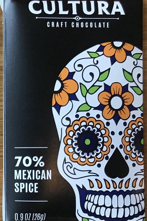 Mexican Spice Dark Chocolate