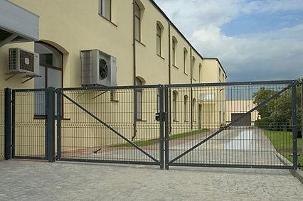 ворота и калитки 3D