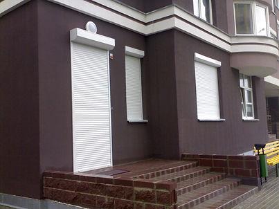 Рольставни на окна и двери
