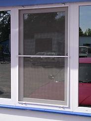 Стандартная москитная сетка на окна от 700 руб/шт