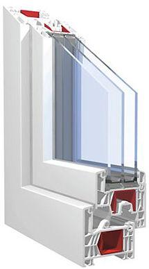 """Окна """"Премиум""""    Премиальные линейки известных производителей. Окна с максимальными показателями звуко- и теплоизоляции.  Великолепный дизайн и повышенная безопасность. Мягкая, надежная фурнитура на все времена. Профиль VEKA сфурнитуройMaco"""